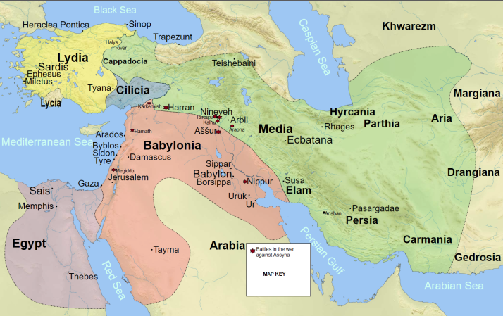 Episode 3: Babylonians and Medes – The History of Persia